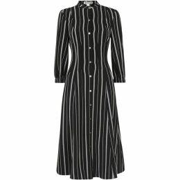 Whistles Leesa Stripe Shirt Dress