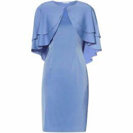 Gina Bacconi Colette Dress And Cape