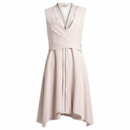 All Saints Jayda Silk Dress