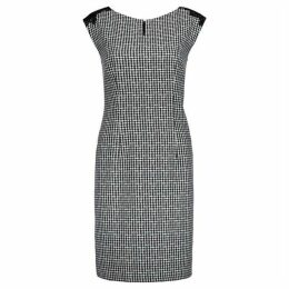 Betty Barclay Gingham Shift Dress