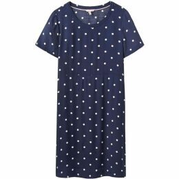 Joules Printed Woven Dress