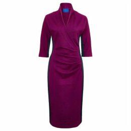 Winser London Grace Colour Block Dress