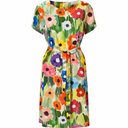 James Lakeland Poppy Print Dress