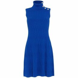 Damsel in a Dress Alivia Cable Knitted Dress