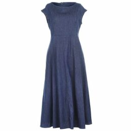 Max Mara Weekend MMW Occhio Mid Dress Ld93