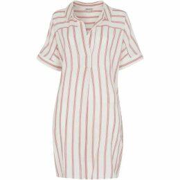 Whistles Sabrina Stripe Dress