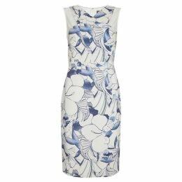 Mint Velvet Yasmine Print Pencil Dress