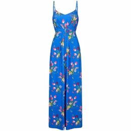 Yumi Bouquet Maxi Dress