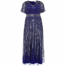 Studio 8 Athena Beaded Maxi Dress