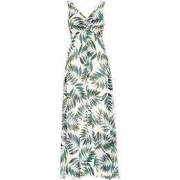 Damsel in a Dress Nadia Snake Palm Maxi Dress