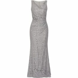 Gina Bacconi Harlene Lace Maxi Dress