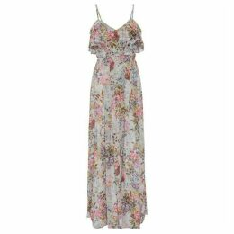 Gina Bacconi Carie Floral Maxi Dress