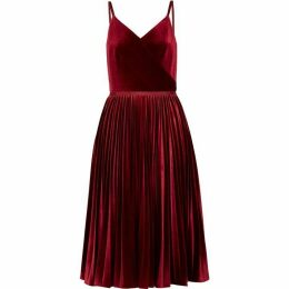 Ted Baker Khim Pleated Maxi Dress