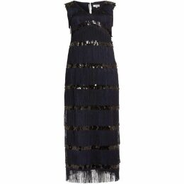 Studio 8 Starlet Fringe Maxi Dress