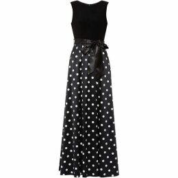 Gina Bacconi Ilythia Satin Maxi Dress