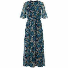 Mela Floral Printed Maxi Dress