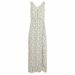 Samsoe and Samsoe Limon ditsy floral maxi dress