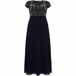 Studio 8 Flora Beaded Maxi Dress