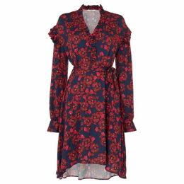 Replay Satin Midi Dress
