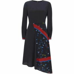 Mint Velvet Harlow Print Midi Dress