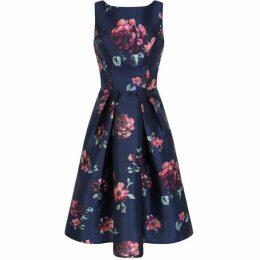 Chi Chi Floral Printed Midi Dress