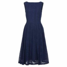 Yumi Lace Midi Dress