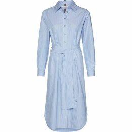 Tommy Hilfiger Essential Shirt Midi-Dress