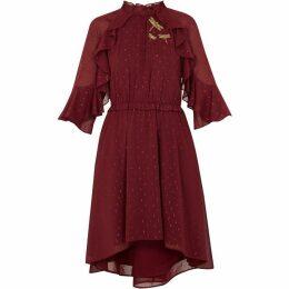 Ted Baker Ammeli Dragonfly Midi Dress