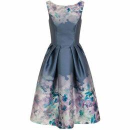 Chi Chi Digital Floral Print Midi Dress