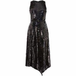 Karen Millen Sequin Midi Dress