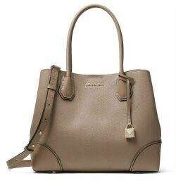 MICHAEL Michael Kors Mercer gallery medium center zip tote bag