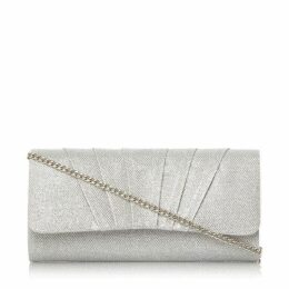 Roland Cartier Bennington Pleated Detail Clutch Bag