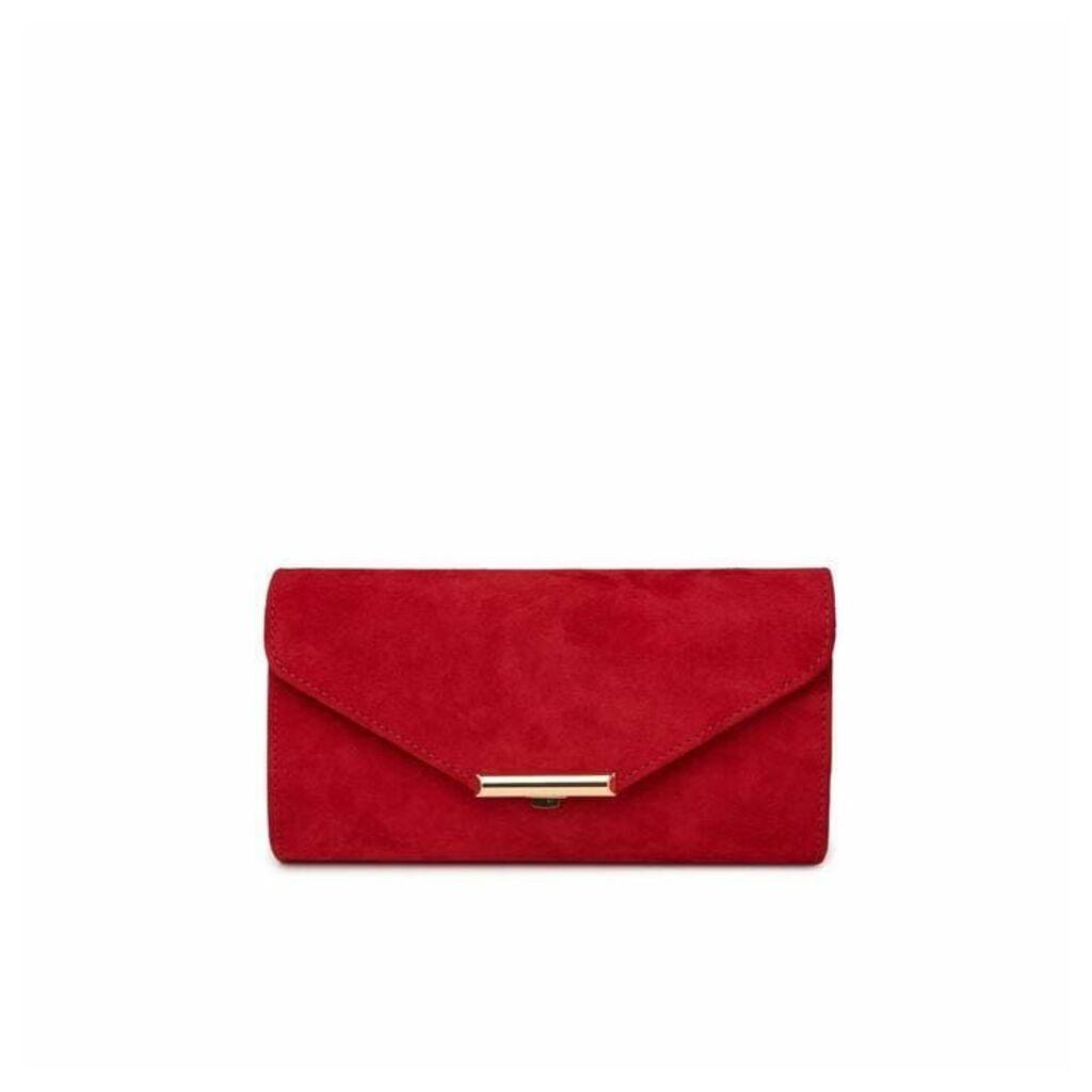 LK Bennett Lucy Envelope Clutch Bag