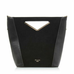 Dune Diangle Small V Handle Tote