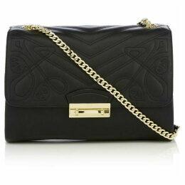 Biba Eloise Leather Shoulder Bag