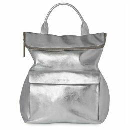 Whistles Metallic Verity Backpack