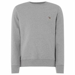 PS by Paul Smith Zebra Crew Sweater