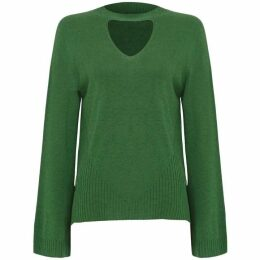 Damsel in a Dress Reese Cut Out Knit Jumper