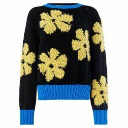 Sportmax Code Onice floral jumper