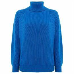 Sportmax Code Ghisa wool high neck jumper