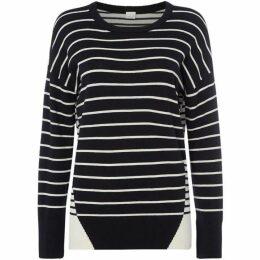 Boss Wanina stripe jumper