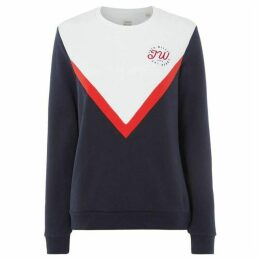 Jack Wills Springton Colour Block Jumper
