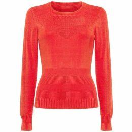 Damsel in a Dress Marina Multi Stitch Knitted Jumper