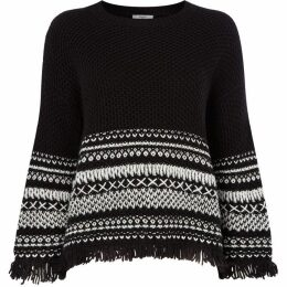Suncoo Patrix Chunky Knitted Jumper