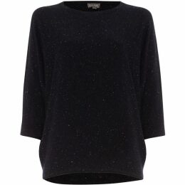 Phase Eight Coloured Fleck Becca Batwing Jumper