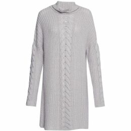 French Connection Cashmere Blend Capsule Cable Knit Jumper