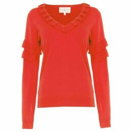 Damsel in a Dress Renee Ruffle Jumper