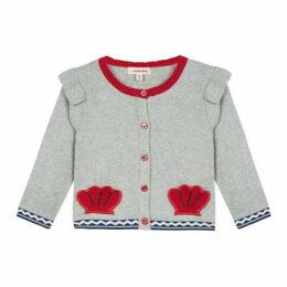 Catimini Baby Girl Knit Cardigan