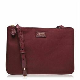 Lauren by Ralph Lauren Medium Double Zip Crossbody Bag