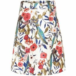 Studio 8 Samantha Floral Skirt